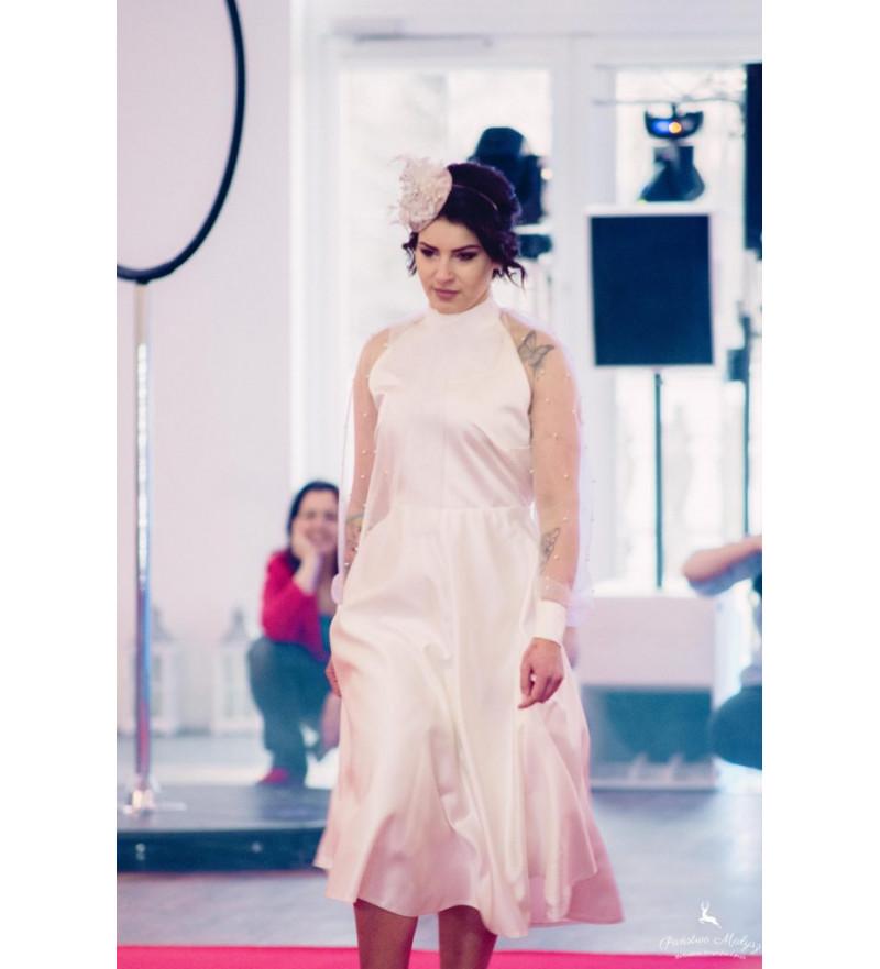Suknia z perełkami MARIE SOPHIE Niewinna Pokusa