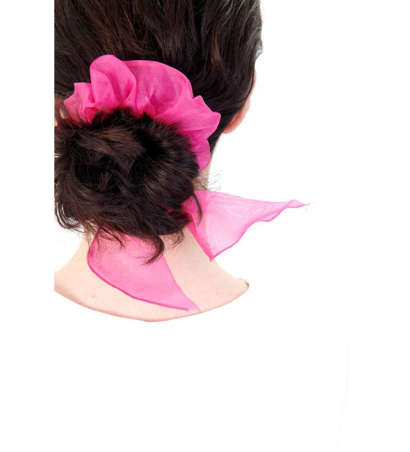 Jedwabna gumka do włosów CAPRICE