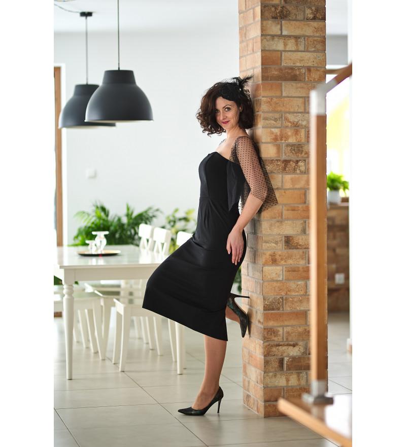 Sukienka AUDREY Classic Elegance